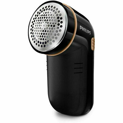 Philips Fabric Shaver Philip Fuzz Bobbling Remover Clothes Lint Pilling Black • 14.99£