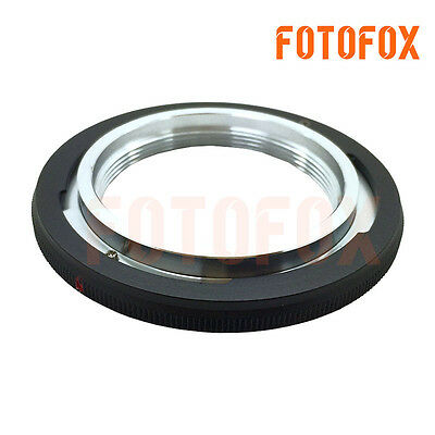 $9.98 • Buy M42-FD M42 Screw Lens To Canon FD Mount Camera AE-1 A-1 F-1 T50 T90 FTb Adapter