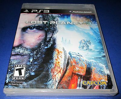 AU22.92 • Buy Lost Planet 3 Sony PlayStation 3 - PS3 - *Factory Sealed! *Free Shipping!