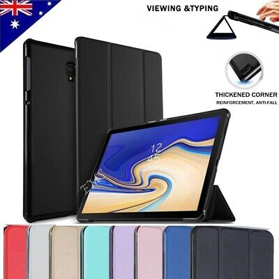 AU12.75 • Buy Smart Leather Stand Flip Case Cover For Samsung Galaxy Tab S2 S3 9.7 S4 S5e 10.5