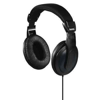 £13.99 • Buy Hama TV Hi-Fi Headphones Over Ear Stereo Long Lead 6m Cable With Volume Control
