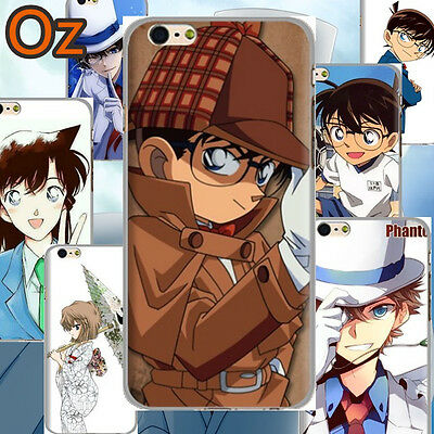 AU11 • Buy Detective Conan Cover For Sony Xperia XZ Premium, Quality Painted Case WeirdLand