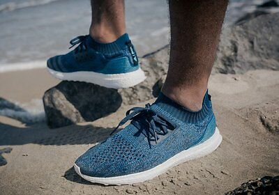 $ CDN196.69 • Buy Brand New Adidas Ultra Boost Uncaged Parley BY3057 Night Navy Core