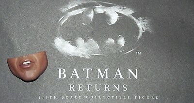 $ CDN22.48 • Buy 1/6 Hot Toys Batman Returns Batman MMS293 Lower Face #2 *US Seller*