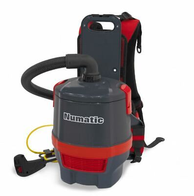 £310 • Buy Numatic Rsv150 Rsv150 Ruc Sac Back Pack Quiet Industrial Commercial Vac