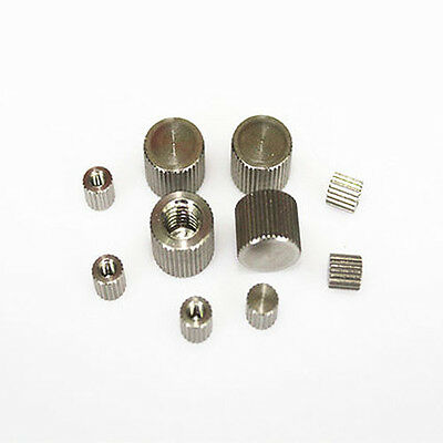 $8.88 • Buy M2 M2.5 M3 M4 M5 M6 Stainless Steel Nuts Blind Hole Precision Hand Twist Nut