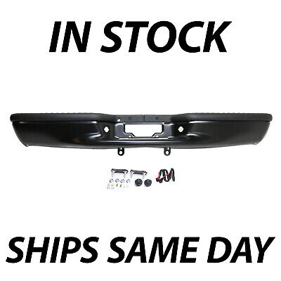 $297.12 • Buy NEW Primered Steel Rear Step Bumper Assembly For 1997-2003 Ford F150 Truck 97-03