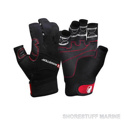 £17.99 • Buy Rooster Pro Race 5 Sailing Gloves - The Ultimate Glove For Comfort & Durability!