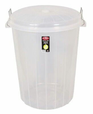 £13.95 • Buy 50L 50Litre Plastic Bucket Fermenting Fermentation Bucket Storage Food Safe