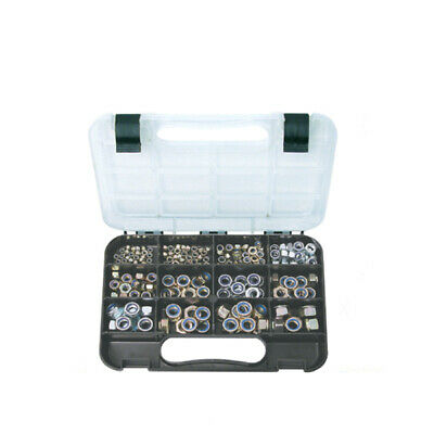 AU36.19 • Buy Gj Works Grab Kit Metric Nyloc Self Locking Nut 195 Piece Set Gka195