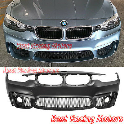 $419.99 • Buy M3 (F80) Style Front Bumper Fit 12-18 BMW 3-Series 4dr F30 (Sedan) F31 (Touring)