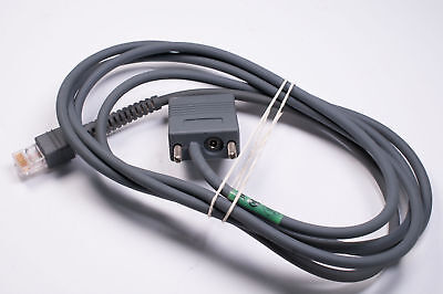 £3.95 • Buy Genuine RS232 Cable For Symbol Barcode Scanners 2 Meters CBA-R01-807PAR
