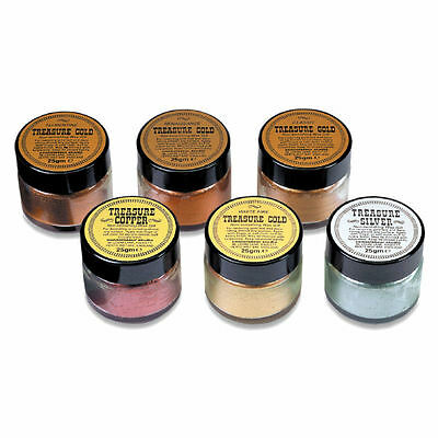 Original Treasure Metallic Gilding Wax For Frames Furniture - Choose All Colours • 24.99£