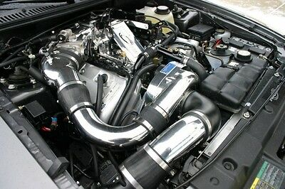$4998 • Buy Mustang Cobra Procharger 4.6L 4V P-1SC-2 Supercharger HO Tuner Kit System 03-04