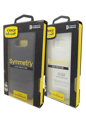 $ CDN13.24 • Buy Otterbox Symmetry Series Case For The Samsung Galaxy S8 In Retail Authentic OEM