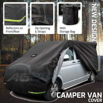 Camper Van Motorhome MP6584 Breathable Cover For Volkswagen VW T5, T4, T3, T25 • 97.92£