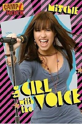 Camp Rock Mitchie Girl With Voice Demi Lovato Maxi Poster PP31643 61x91.5cm  • 6.48£