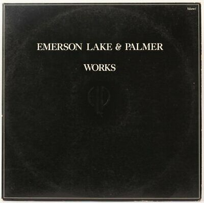 Works  Emerson, Lake And Palmer Vinyl Record • 12.95£