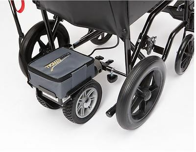 Drive Electric Wheelchair Powerstroller Powerpack Motor Twin Wheel With Reverse • 399£