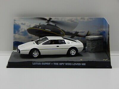 $ CDN40.66 • Buy 1:43 Lotus Esprit - James Bond  The Spy Who Loved Me  Universal Hobbies N/A
