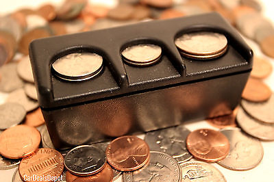 $9.80 • Buy GM Console Change Holder Coin Storage Console Compact Organizer Sorter OEM