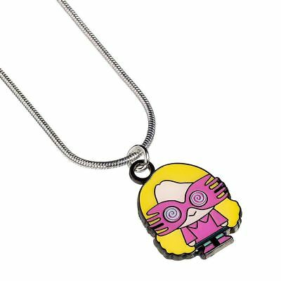 Harry Potter Luna Lovegood Chibi Character Necklace, By The Carat Shop • 9.99£