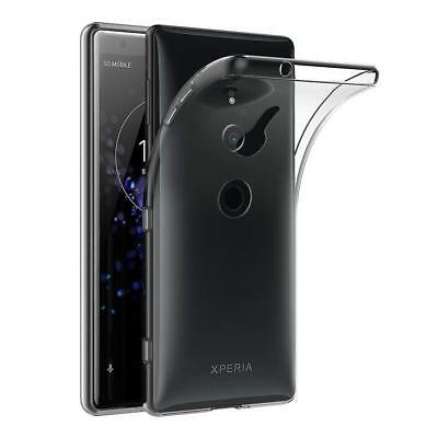 AU6.30 • Buy For Sony Xperia Phones Gel Cases / Tempered Glass Screen Protectors