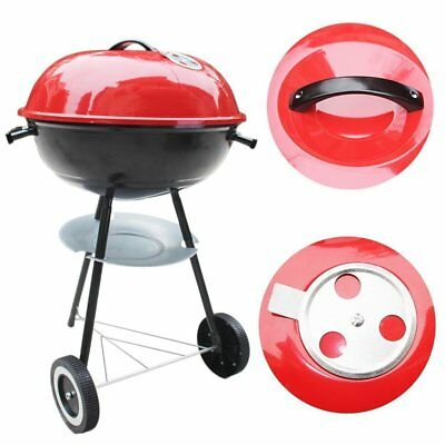 $ CDN53.51 • Buy Portable Charcoal Grill Outdoor BBQ Grill Backyard Cooking Stainless Steel