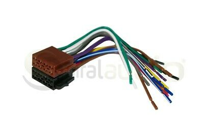 $7.99 • Buy Reverse Radio Wiring Wire Harness OEM Factory Stereo Installation WH-1006
