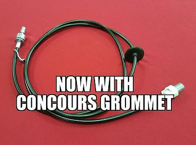 AU100 • Buy Ford Falcon Xa Xb Xc Gt Speedo Cable For C10 C9 C4 Fmx Automatic V8 & Grommet