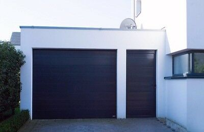 Novoferm Cardale RIB SECTIONAL GARAGE DOOR INSULATED We Beat Any Price Call Now • 649.99£