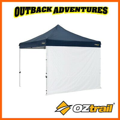 AU77.50 • Buy 2 X OZTRAIL  GAZEBO SOLID SIDE WALL FOR 3 X 3m DELUXE GAZEBO NEW MODEL