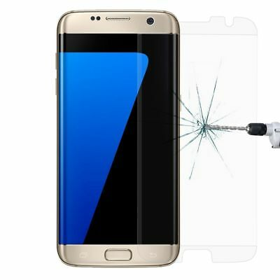 $ CDN60.26 • Buy New Lot Premium Tempered Glass Screen Protector For Samsung Galaxy S7 Edge Clear