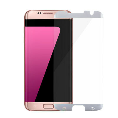 $ CDN45.14 • Buy 9 Pcs For Samsung Galaxy S7 Edge Tempered Glass Screen Protector White