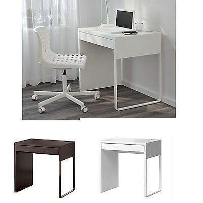 AU129 • Buy New IKEA Desk Computer Table Workstation White Brown Office Home Student