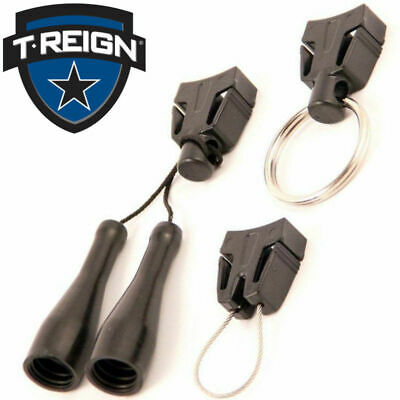 AU24.90 • Buy T-Reign USA Retractable Gear Tether Fishing Accessory Pack