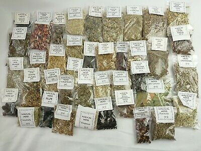 Witches Herbs Altar Spells Supplies Pagan Wicca Wiccan Witchcraft • 2.20£