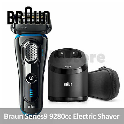 AU703.30 • Buy Premium Braun Series9 9280cc Electric Shaver Wet & Dry Self Cleaning Trimmer