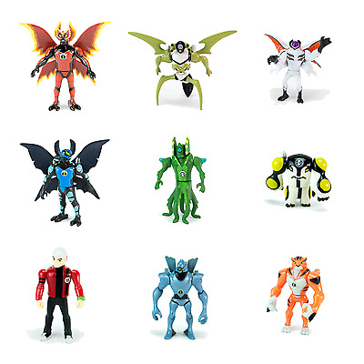 Ben 10 Alien Creation Chamber Toy Action Figures ( 4-7cm ) FREE FAST DELIVERY • 8.99£