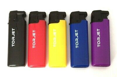 3 X WINDPROOF JET TURBO FLAME LIGHTER GAS REFILLABLE CIGARETTE CIGAR LIGHTERS • 3.65£