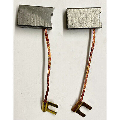 Carbon Brushes For Wolf Angle Grinder 4130 4139 4149 3375 4157 Blower 8793 D14 • 5.49£