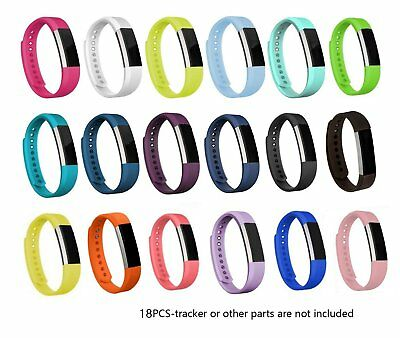 $ CDN13.17 • Buy Fitbit Alta HR Small Wrist Strap Silicone Replacement Bracelet Suitable Fitness