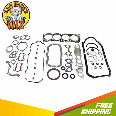 AU132.61 • Buy Engine Full Gasket Set Bearing Rings Fits 88-97 Honda Passport 2.6L SOHC 8v 4ZE1