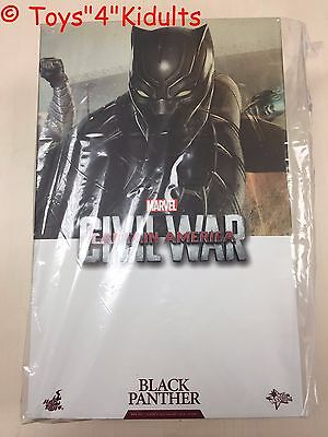 $ CDN848.61 • Buy Hot Toys MMS 363 Captain America 3 Civil War Black Panther Boseman T'Challa NEW