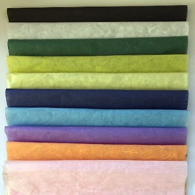 £1.49 • Buy Mulberry Hand Made Paper, 500x700mm, 9 Colours