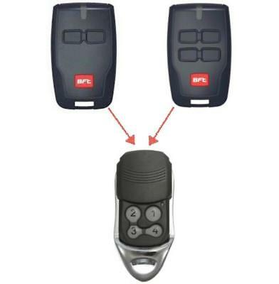 AU12.85 • Buy BFT Compatible Garage Door / Gate Remote BFT B RCB TX2/TX4/0678