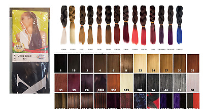 X-pression (xpression) Ultra Hair Braid Extension (tipped & Normal) ( Rm 48 ) • 5.99£