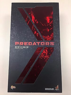 $ CDN358.59 • Buy Hot Toys MMS 130 Predators Berserker Predator 14 Inch Action Figure NEW