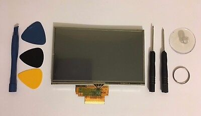 TOUCH SCREEN REPLACEMENT LTR050VP01 NEW UK TOMTOM START 52 4AA53 LCD DISPLAY