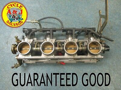 $250 • Buy 2000-2001 Suzuki GSXR750, Throttle Bodies, Fuel Injectors, GUARANTEED GOOD
